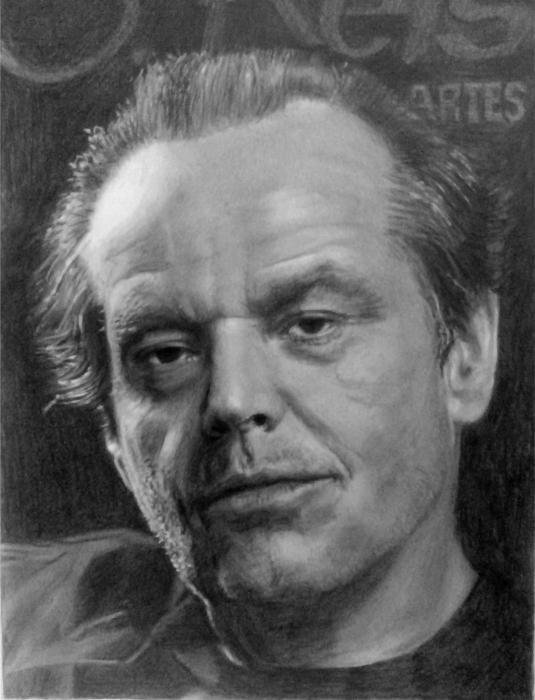 Jack Nicholson par SilviaReis